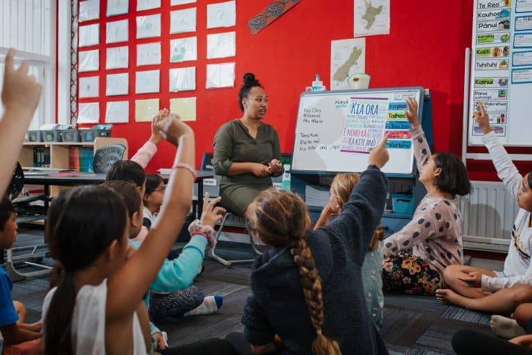 Active student and teacher engagement: Practices for effective classroom management